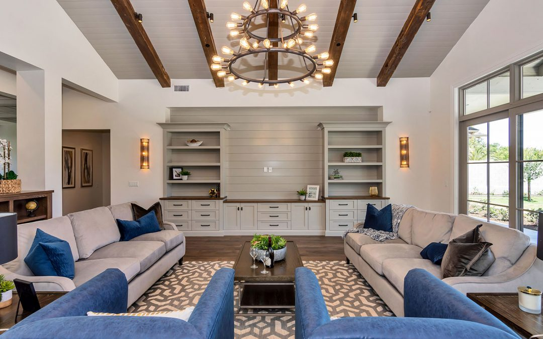 Part 3: How to stage your family/living room, dining room on a budget