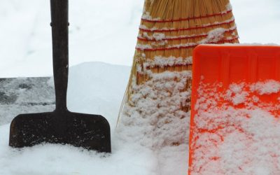 Winterize your home and property